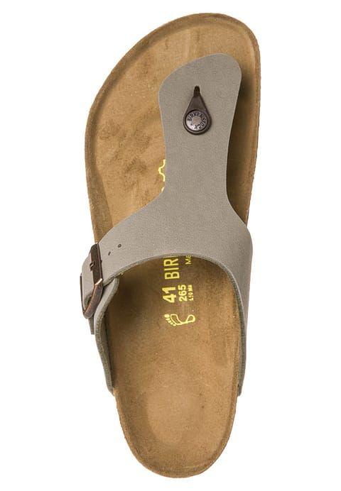9e1tEiNweb RAMSES - T-bar sandals - grau 2rmM6