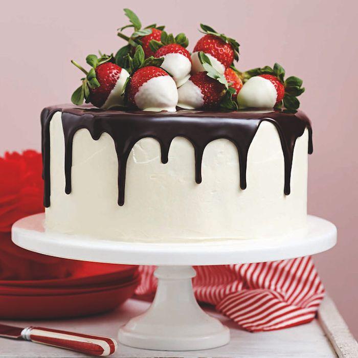 ▷1001 Ideen für eine kreative Geburtstagstorte + Anleitungen zum Selbermachen