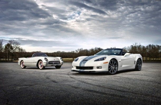 The First Chevrolet Corvette The Xp 122 Motorama Concept Car And