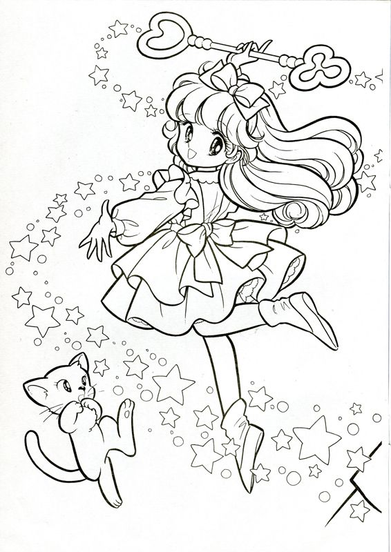 Anime Mix Colouring Pages Manga Coloring Book Coloring Books Star Wars Coloring Book