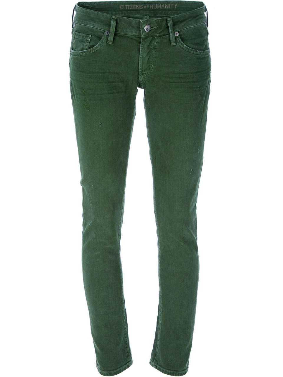 Citizens Of Humanity slim fit jean