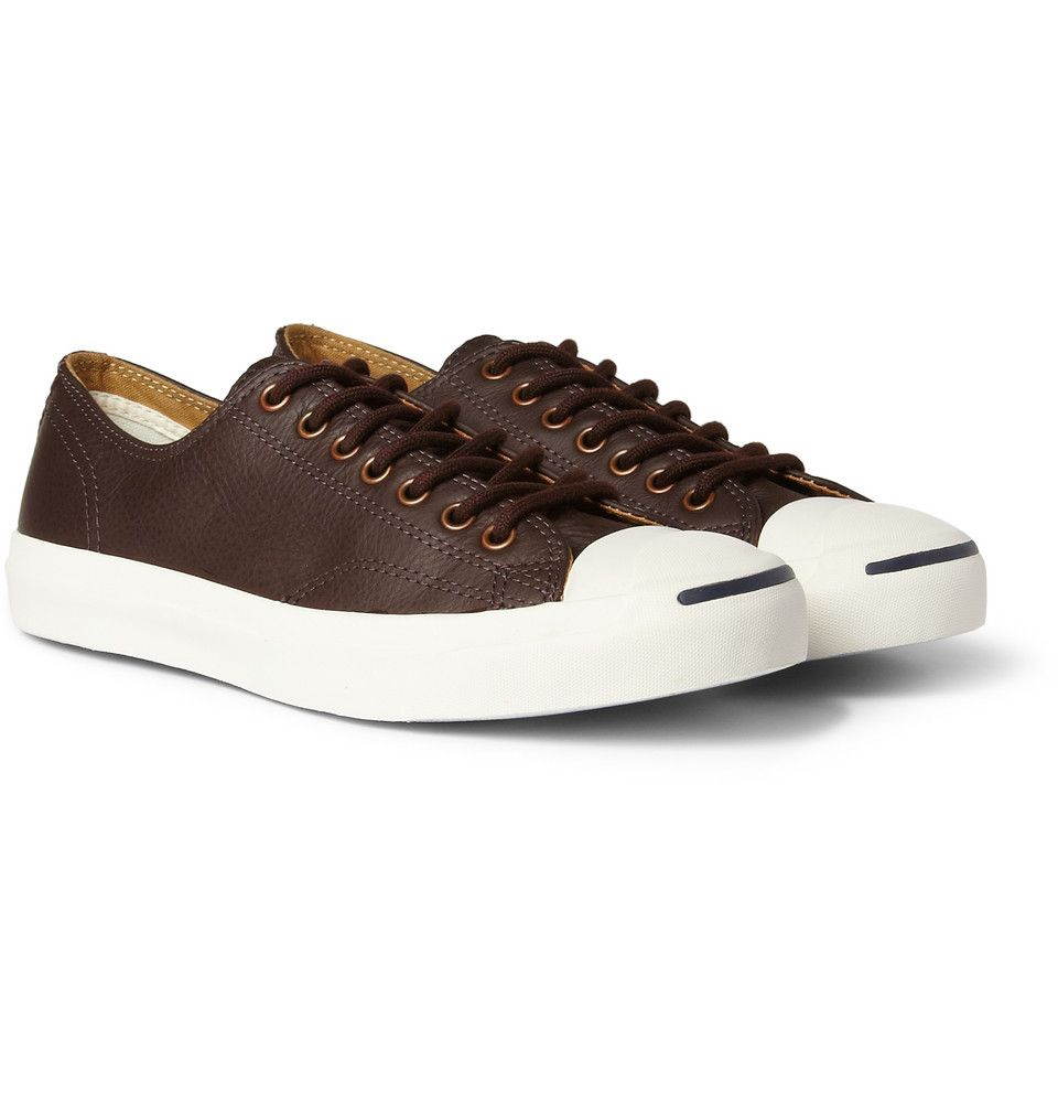 8f5960597b05 Converse Jack Purcell leather (brown) - finally picked up one in Mongkok  Hong Kong. Really nice.