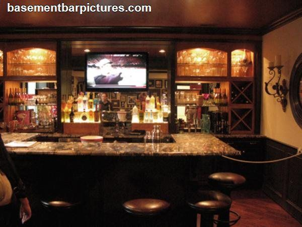 Home Made Bar | Home Bar Design Pictures