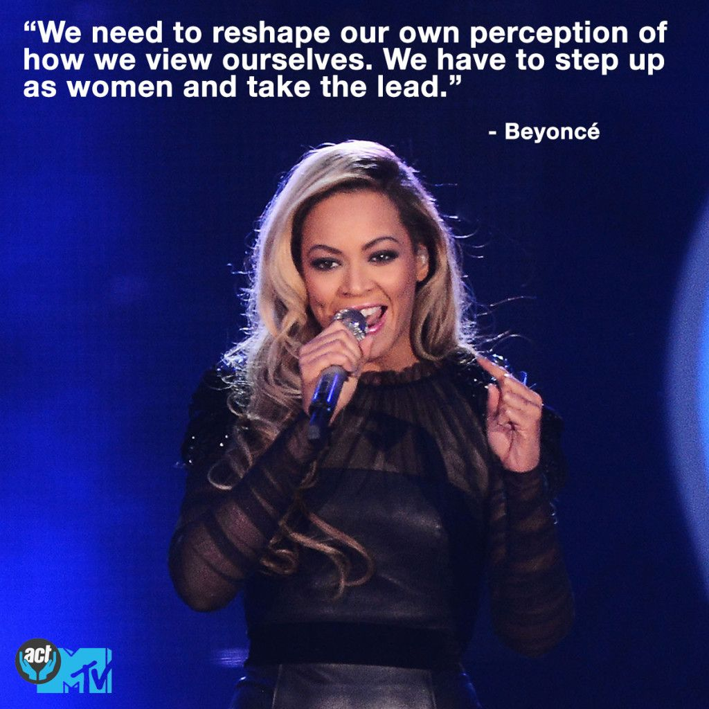 beyonce feminism Some may know her as an accomplished novelist and international symbol of  feminism, while others may know her as the powerful voice on.