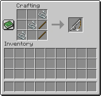 When You Don T Remember How To Make A Fishing Rod Full Credits To U Elchezo In 2021 Minecraft Architecture Minecraft Tips Remember