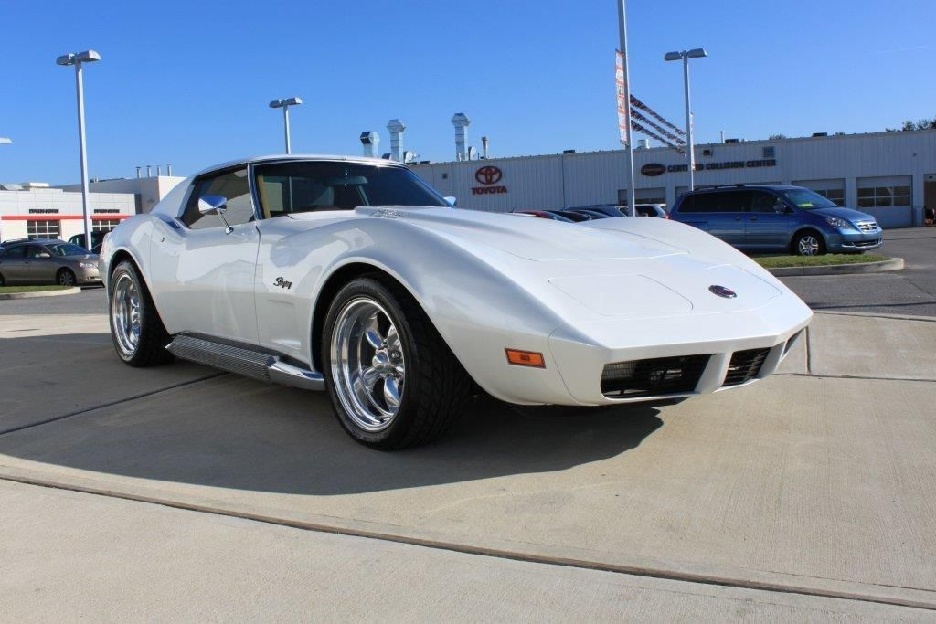 Stunning 1972 Pro Touring Chevy Corvette. At Price Toyota Used Cars In New  Castle, Delaware.