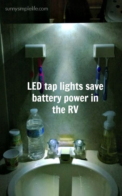 Why You Should Change Your RV Lights To LED