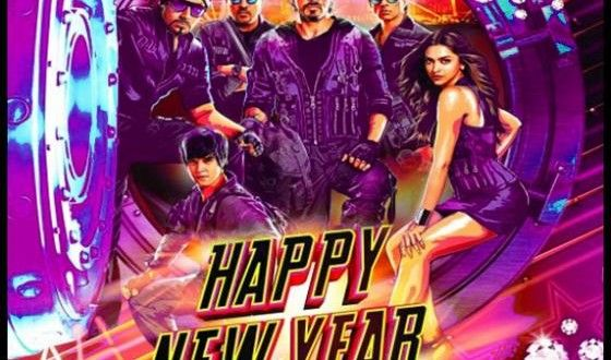 Happy New Year Film India 63