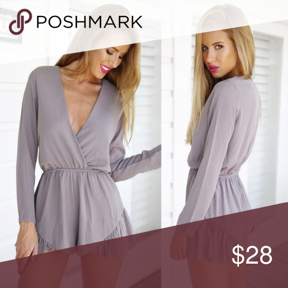 Long sleeve romper Have them in other colors and sizes.                    172.5 Pants Jumpsuits & Rompers