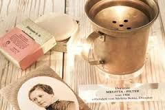 The First Coffee Filter Invented By Melitta Bentz Vintage History