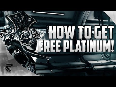 How To Make Platinum In Warframe For Beginners Youtube How To Make Beginners Platinum