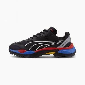 Nitefox Offroad Mesh Trainers | Puma Black | PUMA Shoes | PUMA United Kingdom