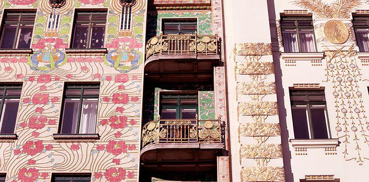 Jugenstil Architecture in Vienna House styles
