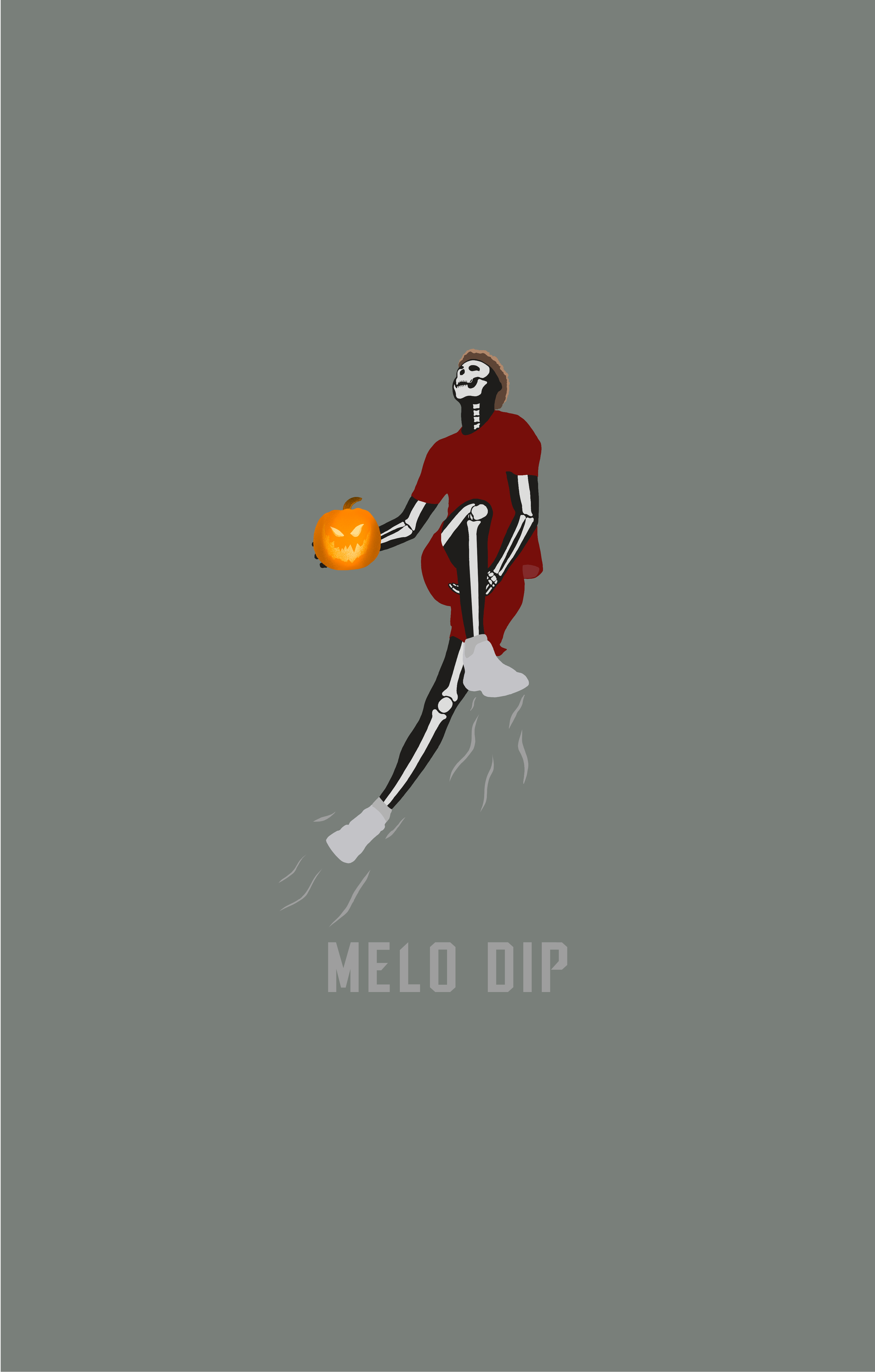 Lamelo Ball Illawarra Hawks Halloween Skeleton Bbb Melo Dip Premium T Shirt By Carco In 2020 Lamelo Ball Jordan Logo Wallpaper Bart Simpson Art