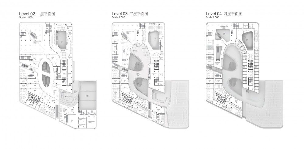 Gallery Of South West Hotel Compeion Proposal Henn Architects 2