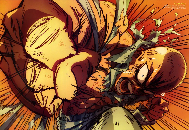 Pin de Sean Schemehorn em Anime Saitama one punch, Anime
