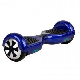 "50% free shipping 6.5"" Bluetooth Two Wheels Self Balancing Electric Scooter-Blue"