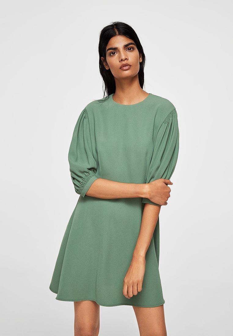 c1b4cd911434e Платье Mango купить за 1 999 грн MA002EWAQUS2 в интернет-магазине Lamoda.ua
