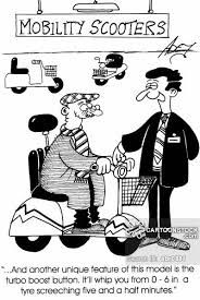 Image Result For Mobility Scooter Cartoon Images Scooter Images
