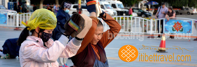 booking tibet tour