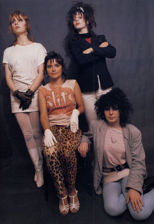 the slits band nude