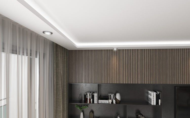 Koofverlichting Bestellen Led Spots Of Led Strips Koofmetlicht Plafond Design Woonkamer Spotjes Slaapkamer Plafond Verlichting