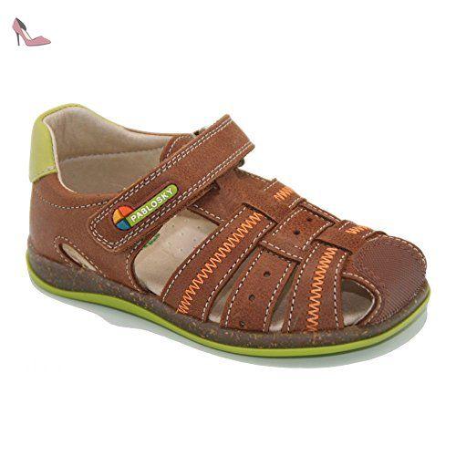 Pablosky , Chaussures de ville à lacets pour homme multicolore multicolore - multicolore - multicolore, 28 EU