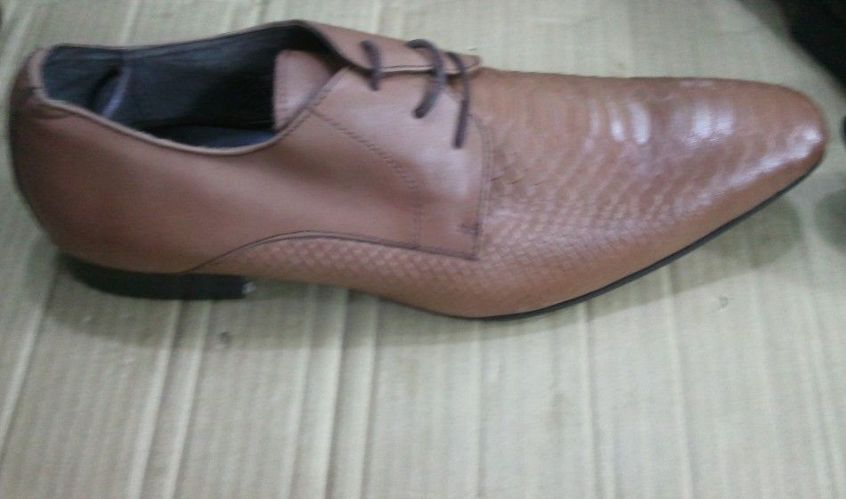 brown leather office shoes on sale at 100K UGX #Style #Fashion  Remzak.co.ug Buy and Sell Anything! Convert your Stuff into Cash!