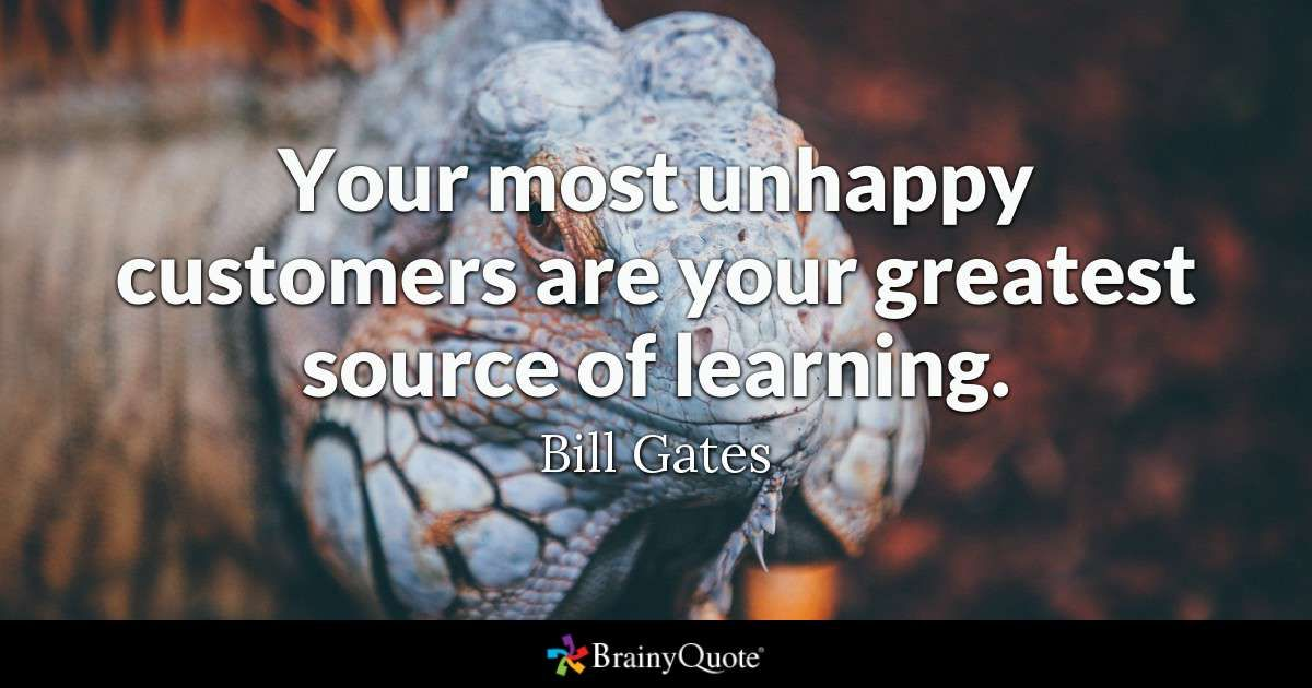 Bill Gates Quotes | Quote of the day, Brainy quotes, Inspirational ...