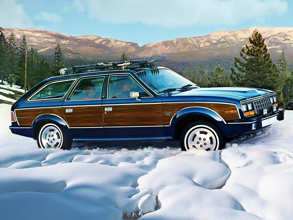 AMC Eagle Wagon 1985г.