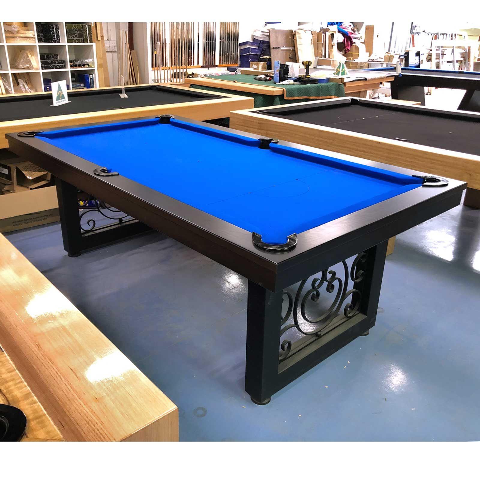 7 Foot Slate Odyssey Pool Billiards Table In 2020 Billiard Table Billiards Modern Pools