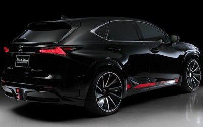 Wald International Releases Black Bison Kit For Lexus Nx F Sport Honda Civic Sedan Civic Car Honda Civic