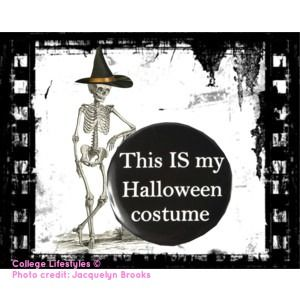 Top 10 Halloween Costumes Already In Your Closet - Wig or hair color, matching bright eye shadow and lipstick.  Done.