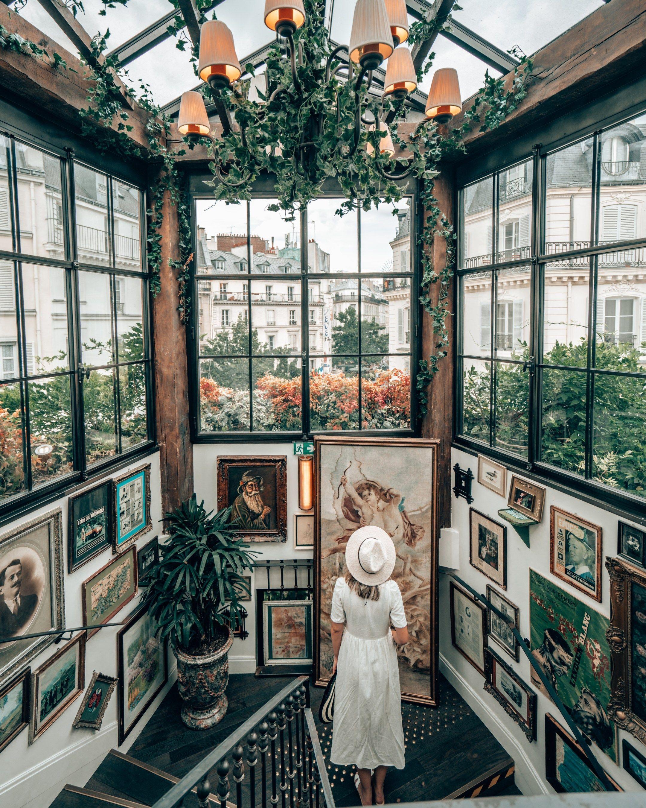 An Instagrammable Guide To Paris 20bis Rue de Douai 75009 Paris France #travelideas #summer #travel #ideas