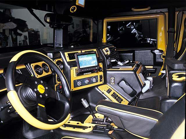 Hummer H1 Hummer Humvee Rvinyl