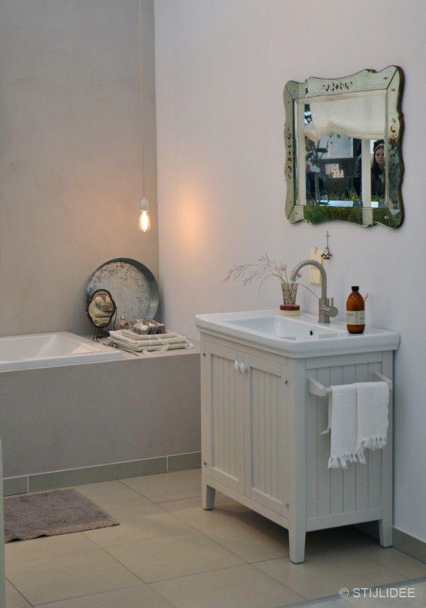 Badkamer Ariadne at Home Huis Woonbeurs | Fotografie STIJLIDEE ...