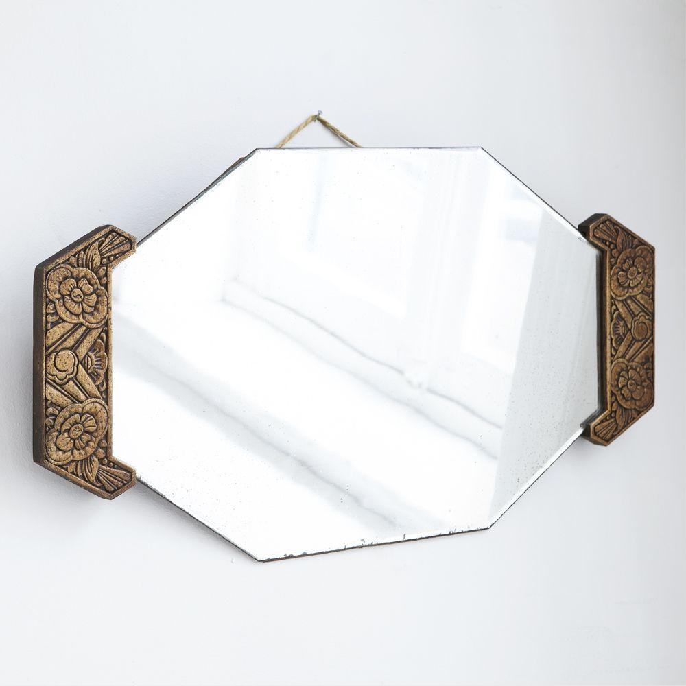 Esprit Art Deco Com miroir esprit 'art-déco' / desuet.fr   decorative boxes