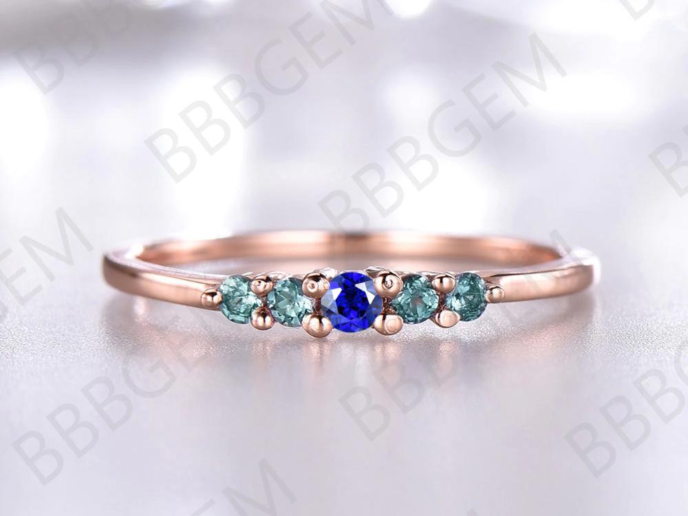 Art Deco 14k Black Gold 1 0 Ct Alexandrite Wedding Ring Etsy Black Gold Jewelry Black Gold Ring Wedding Rings Pink Sapphire