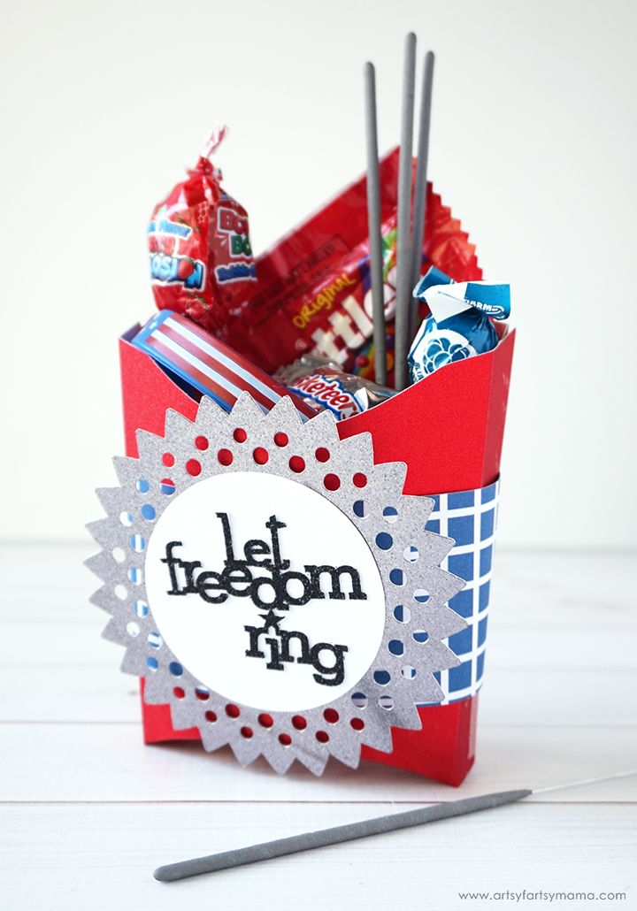 4th of july favor box christmas cards to make paper