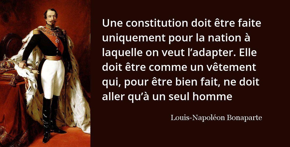 Une Avalanche De Constitutions En Un Demi Siecle Histoire En Francais Citation Belles Citations