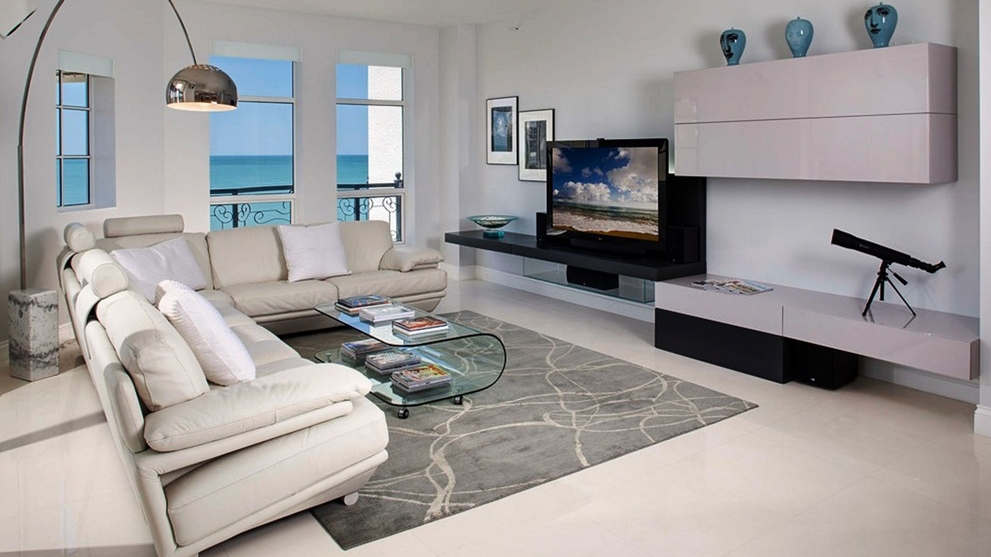 Luxury furniture is perceived both as a commodity and also as an
