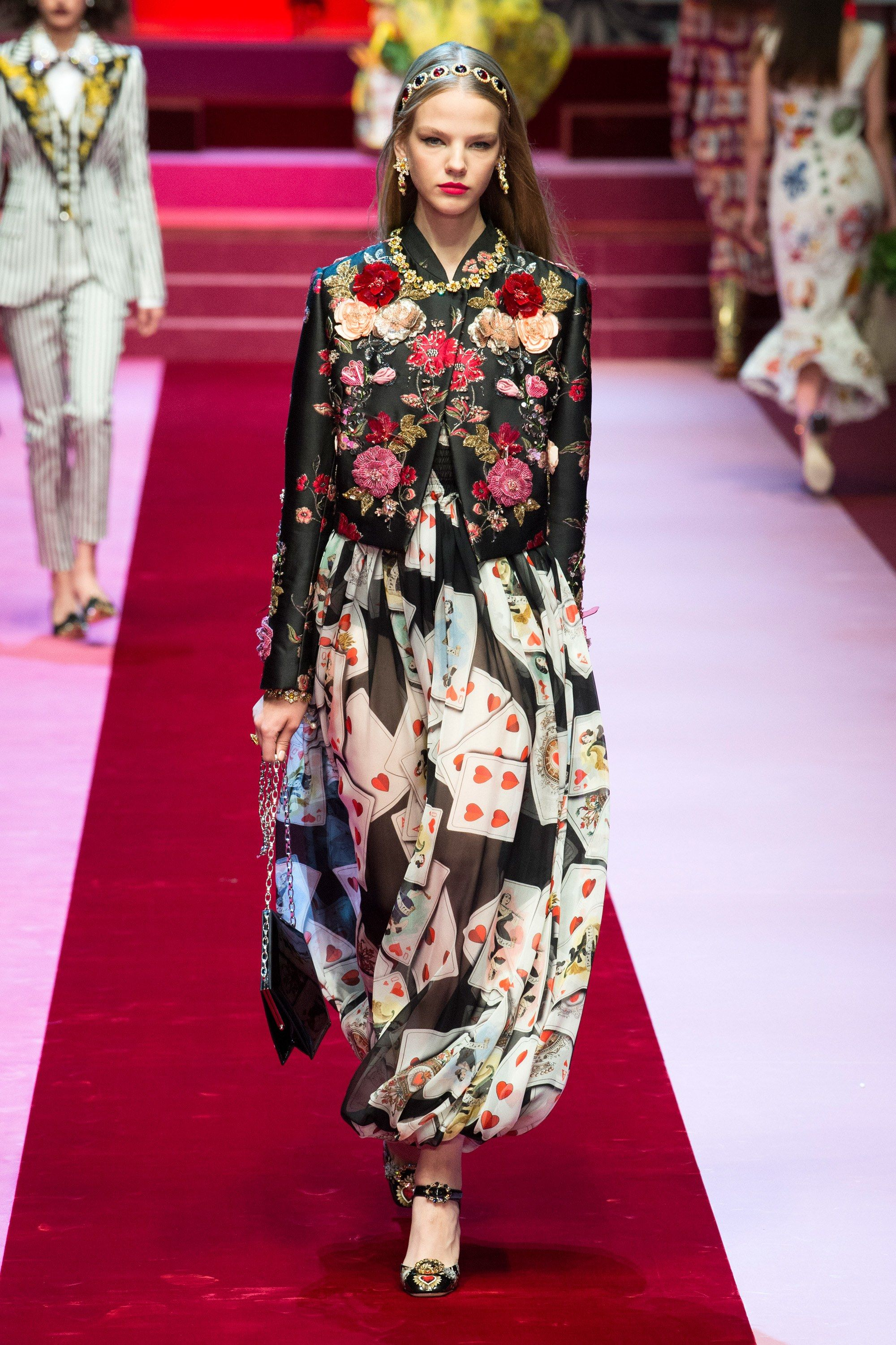 d681d16412 Dolce   Gabbana Spring 2018 Ready-to-Wear Collection Photos - Vogue