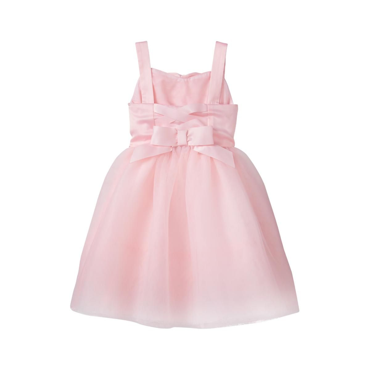 Girl Petal Pink Ballet Tulle Dress by Janie and Jack | Ballet ...