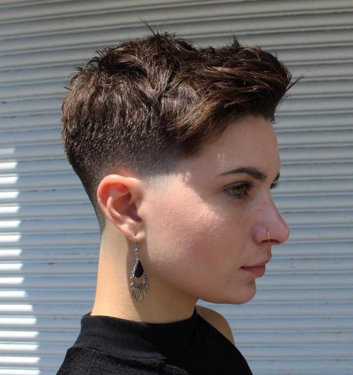 50 Fresh Choppy Pixie Cut Ideas - Hair Adviser