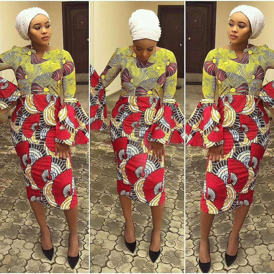 Checkout These 45 Pictures Of Latest Ankara Styles 2017 Ankara Tops