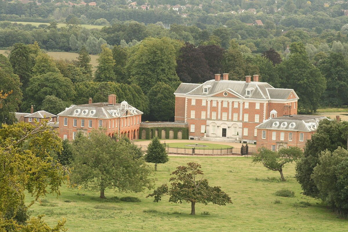 Chevening house is a large country house in the parish of chevening