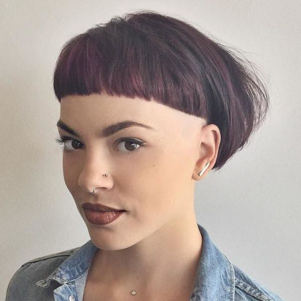 cutting styles for hair 40 ways to rock a bowl cut haircuts bobs and hair 7121