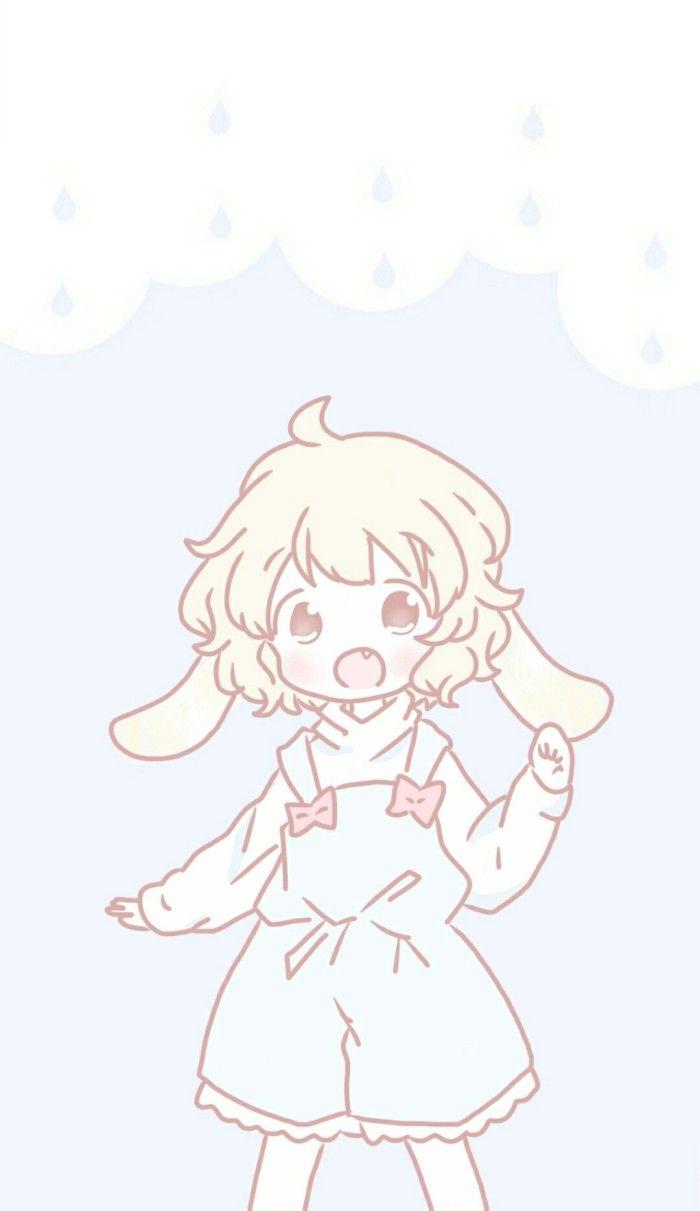Cute Kawaii Anime Wallpaper Lolita Manga Pinterest Fond