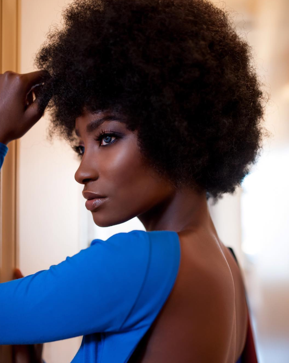 15 Beautiful 4C Blowout Hairstyles You'll Want To Try in ...