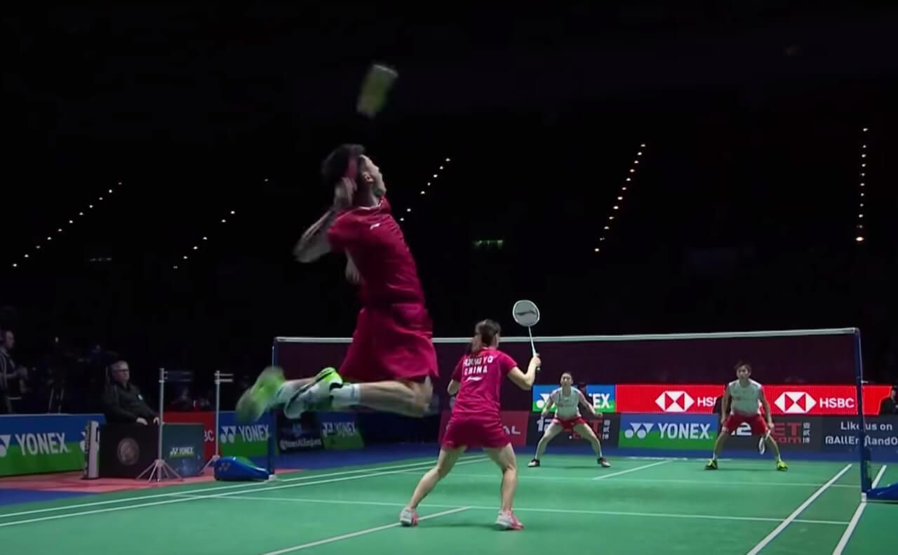 What Type Of Shots Are In Badminton With 19 Examples Badmintonbites In 2020 Types Of Shots Badminton What Type